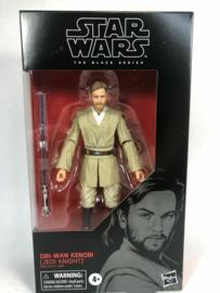 Black Series AF Obi-Wan Kenobi (AOTC)