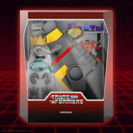 Super7 Transformers Ultimates Action Figure Grimlock (Dino Mode) - Pre order