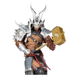 McFarlane Toys Mortal Kombat AF Shao Kahn (Platinum Kahn) - Pre order