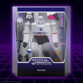 Super7 Transformers Ultimates Action Figure Megatron (G1 Cartoon) - Pre order