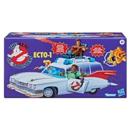 The Real Ghostbusters Kenner Classics Vehicle ECTO-1 - Pre order