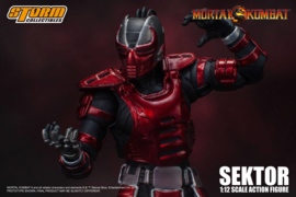 Mortal Kombat Action Figure 1/12 Sektor