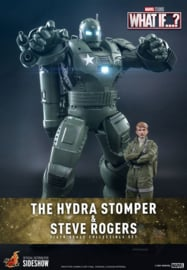 Hot Toys What If...? AF 1/6 Steve Rogers & The Hydra Stomper - Pre order