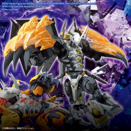 Bandai Figure Rise Digimon Black Wargreymon Amplified - Pre order