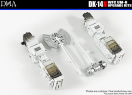 DNA Design DK-14N WFC Netflix Ultra Magnus Upgrade kit
