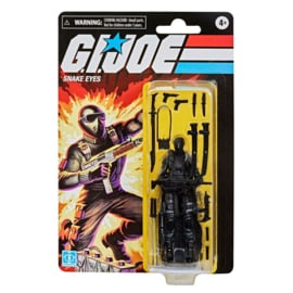 "G.I. Joe Retro 3.75"" Snake Eyes - Pre order"