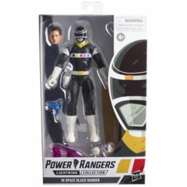 Power Rangers In Space Black Ranger - Pre order