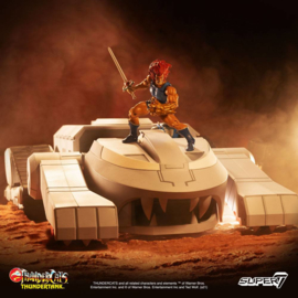 Thundercats Ultimates Action Figure ThunderTank - Pre order