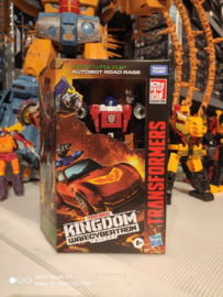 Hasbro WFC Kingdom Redcard Deluxe Road Rage