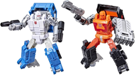 Transformers Kingdom Excl. GDC Puffer and Road Ranger - Pre order