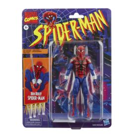 Marvel Legends Spider-Man Retro Ben Reilly Spider-Man - Pre order