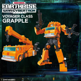 Transformers Earthrise Voyager Grapple - Pre order