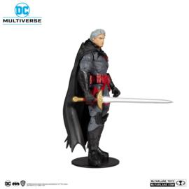 McFarlane Toys DC Multiverse AF Thomas Wayne Flashpoint Batman (Unmasked)