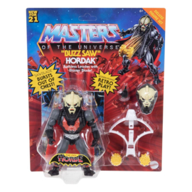 Masters of the Universe Deluxe AF 2021 Buzz Saw Hordak - Pre order