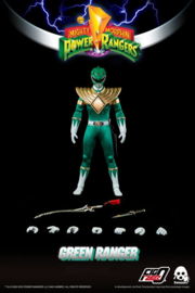 Mighty Morphin Power Rangers FigZero AF 1/6 Green Ranger - Pre order
