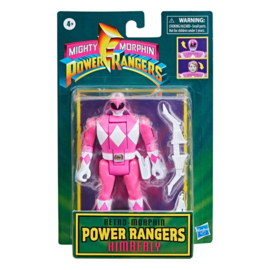 Mighty Morphin Power Rangers Retro Collection AF Pink Ranger