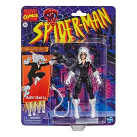 Spider-Man Marvel Retro Collection AF Marvel's Black Cat