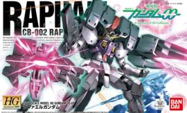 1/144 HG00 CB-002 Raphael Gundam