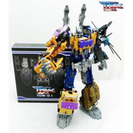 Transform Dream Wave TCW-01 Upgrade Set