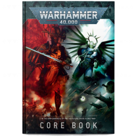 Warhammer 40K Core Book (English)
