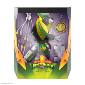 Super7 Mighty Morphin Power Rangers Ultimates AF Dragonzord - Pre order