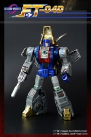 FansToys FT-04D Scoria Blue Limited Edition 500