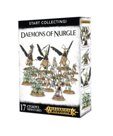 Start Collecting Daemons of Nurgle*