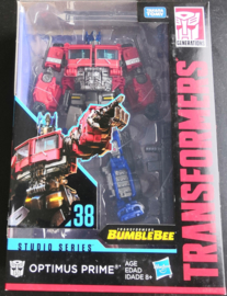 Hasbro Studio Series SS-38 Optimus Prime