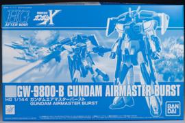 P-Bandai: 1/144 HG Gundam Airmaster Burst