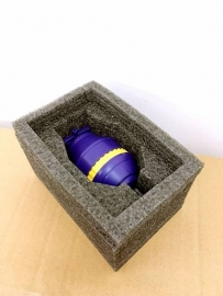 ToyWorld Constructor Purple Mixer Barrel
