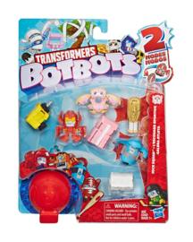 Hasbro BotBots Mini Figures 8-Packs Jock Squad C
