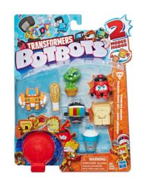 Hasbro BotBots Mini Figures 8-Packs Greaser Gang B