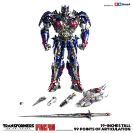 Hasbro ThreeA Optimus Prime TLK Premium Scale