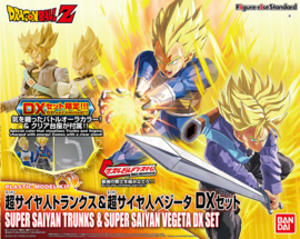 Figure-rise Dragon Ball Z SS Trunks & SS Vegata DX Set - Pre order