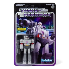 Super 7 Transformers ReAction Megatron - Pre order