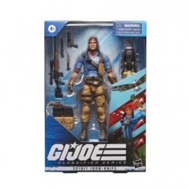 G.I. Joe Classified Series Spirit Iron-Knife - Pre order