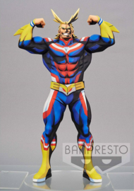 Banpresto My Hero Academia Grandista All Might Manga Dimensions