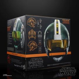 Star Wars Black Series Electronic Wedge Antilles Battle Simulation Helmet