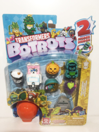Hasbro BotBots  8-Packs Fresh Squeezes D