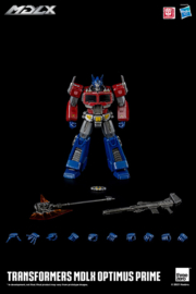 ThreeZero Transformers MDLX AF Optimus Prime - Pre order