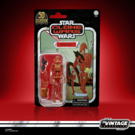 Hasbro Star Wars Vintage Collection AF 2022 Battle Droid - Pre order