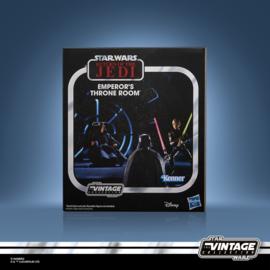 Star Wars The Vintage Collection Emperor's Throne Room [Hasbro Fans Expo Exclusive] - Pre order
