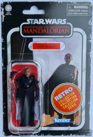 Star Wars Retro Collection AF Moff Gideon [The Mandalorian]