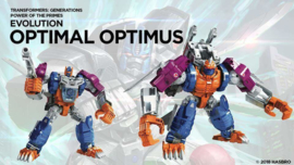 Hasbro PotP Leader Optimal Optimus