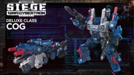 Hasbro WFC Siege Deluxe Cog