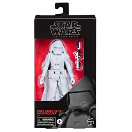Star Wars Episode IX Black Series AF First Order Elite Snowtrooper