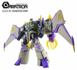 Garatron GOD-01 - Thunderstorm
