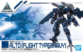 1/144 30MM eEXM-17 Alto (Flight Type) [Navy]