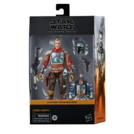 Star Wars Black Series AF Cobb Vanth - Pre order