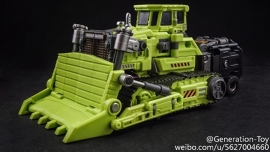 Generation Toy GT-01D Bulldozer